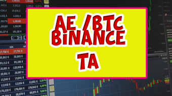 AE / BTC technical analysis [BINANCE]