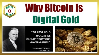 Why Bitcoin Is Digital Gold