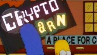 Did the Simpsons predict Cryptocurrency back in 1997?? #Satoshimpsons