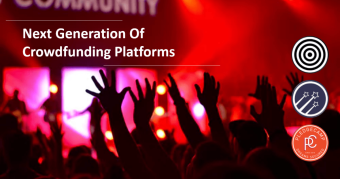 Crowdfunding Platform Utilizing Blockchain