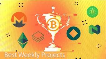The Most Cryptocurrency Projects That Stood Out During The Week