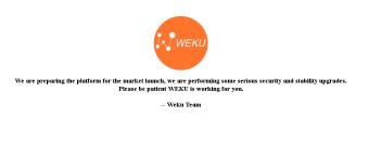 Good things happening for Weku soon?