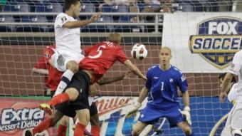 Canada- 2 vs 0- USA .