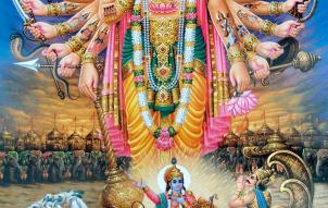 Sri Krishna Jayanti Fri 23 August – The Advent of an Avatar