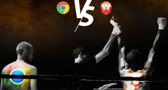 Chrome vs Brave Browser - The Fight is ON! (Images inside)