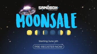 The Sandbox MoonSale is Live
