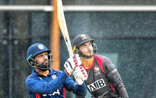 USA defeated Bermuda by 6 runs in the ICC World Cup T20 Qualifier.