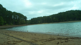 Walking the shores of Lake Allatoona Part 1
