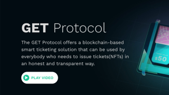 GET Protocol - Non Fungible Tickets