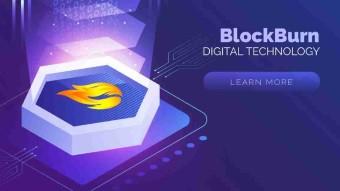 BlockBurn BURN Token: Features of the DApp.