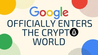 Google OFFICIALLY enters the Crypto world