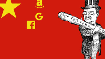Shameful US Corporations Capitulate To Chinese Communists