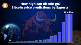 How high can Bitcoin go? Bitcoin price predictions by 17 Experts!