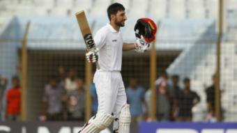 Afghanistan score- 342, Bngladesh score- 1/1.