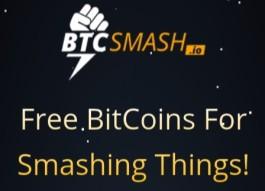 BTC-SMASH, SMASH the box and earn thousands of satoshi !!!