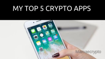 My Top 5 Crypto Apps