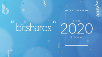 BitShares - Trademark since 2020