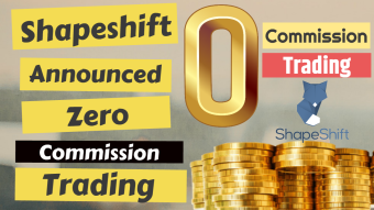 Shapeshift Announced Zero Commission Trading
