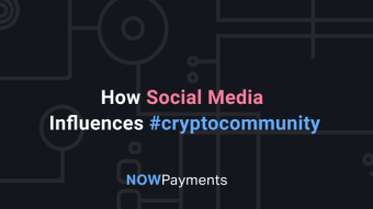 How Social Media Influences Cryptocommunity
