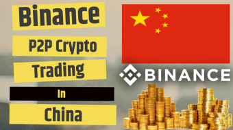 P2P Trading by Binance in China