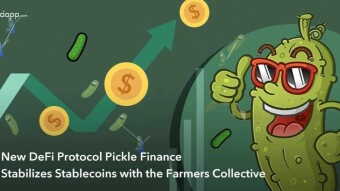 🥒New DeFi Protocol Pickle Finance Stabilizes Stablecoins with the Farmers Collective