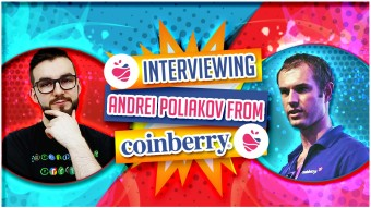 Interviewing Andrei Poliakov From Coinberry
