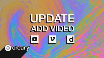 NEW IMPLEMENTATION: Add videos from other platforms to your projects ▶️