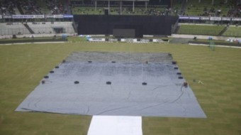 Tri-series finals abandoned for rain.