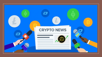 Some outstanding news and stats for the cryptocurrency market