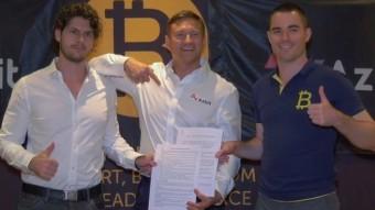 "Introducing AZBIT - Blockchain Investment Banking with ""BITCOIN JESUS"""