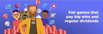 Smart-Games.io (Smart Gaming/Betting Platform) + Dividends