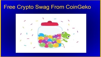 CoinGeko Candies - and Crytpo-Related Swag!