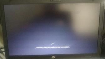 Solucionar problema Windows 10 se congeló al instalar actualización
