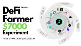 I've put $7000 into 7 DeFi Platforms [Week #4]