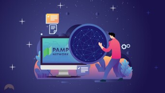 A Simple DeFi System: Easy Staking and High Rewards on Pamp Network