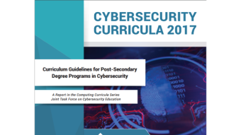 Cybersecurity Guidelines for University Programs to Align the Industry