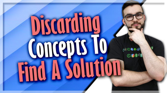Discarding Concepts To Find A Solution