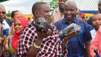 Tanzanian Miner Makes Second Rare Find Worth Millions