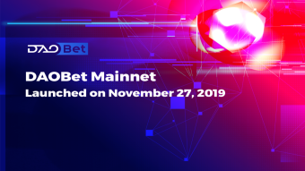 The DAOBet Mainnet: Successfully Launched by Validators