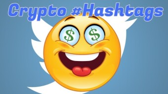 Crypto Twitter #Hashtags