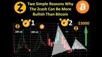 Two Simple Reasons Why The Zcash Can Be More Bullish Than Bitcoin