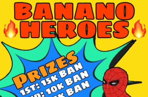 BANANO Heroes-Creative Drawing Contest Announcement