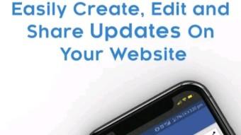 Instant Website Builder Best app for Create Your Business Website' Instantly