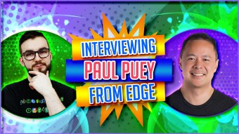 Interviewing Paul Puey From Edge