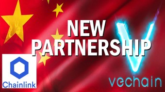 VECHAIN TARGETS CHINA W/ NEW PARTNER! - CHAINLINK UPDATE! - NO BULL RUN UNTIL THIS HAPPENS!