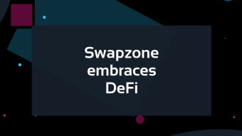 Swapzone embraces DeFi projects