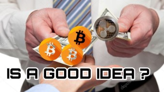 Is it a good idea to get paid in cryptocurrencies?