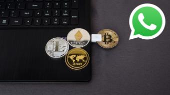 Send & Recieve Bitcoin/Litecoin on WhatsApp