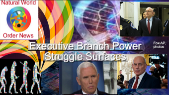 NWON - Executive Branch Power Struggle Surfaces in MSM