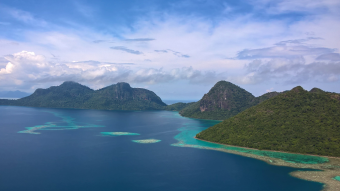My trip to Borneo - Malaysia Borneo Pulau Bodhgaya